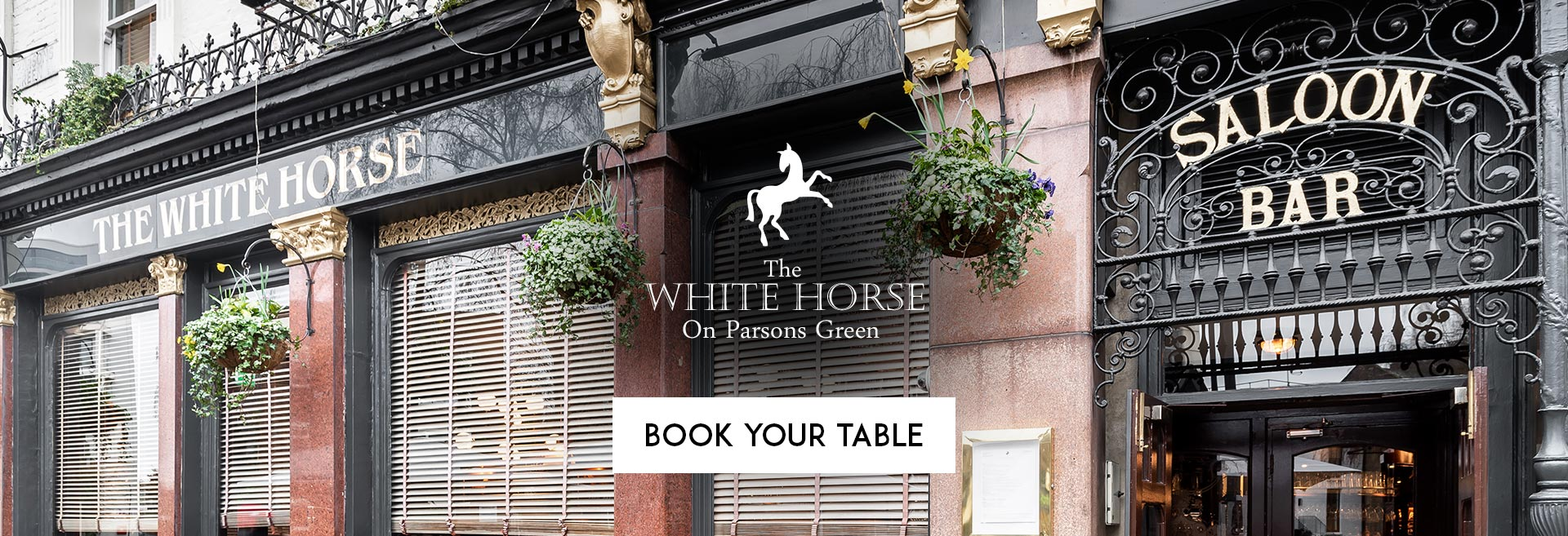 Book Your Table The White Horse